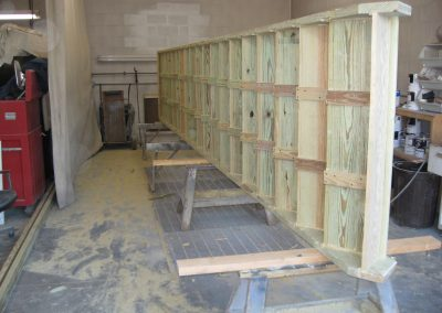 Custom Stair Construction