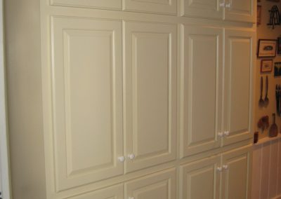 Kitchen Pantry Custom Cabinets